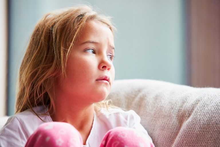 Anxiety: Supporting children's mental health